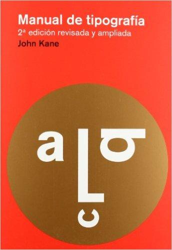 Comprar Manual tipografía de John Kane