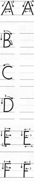 libros de caligrafia para ninos zurdos