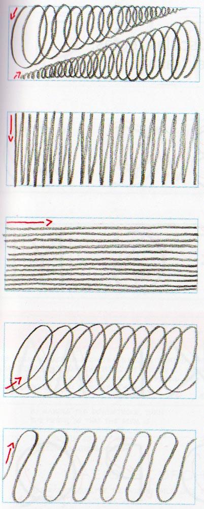 Ejercicios mejorar caligrafía sencillos y fáciles