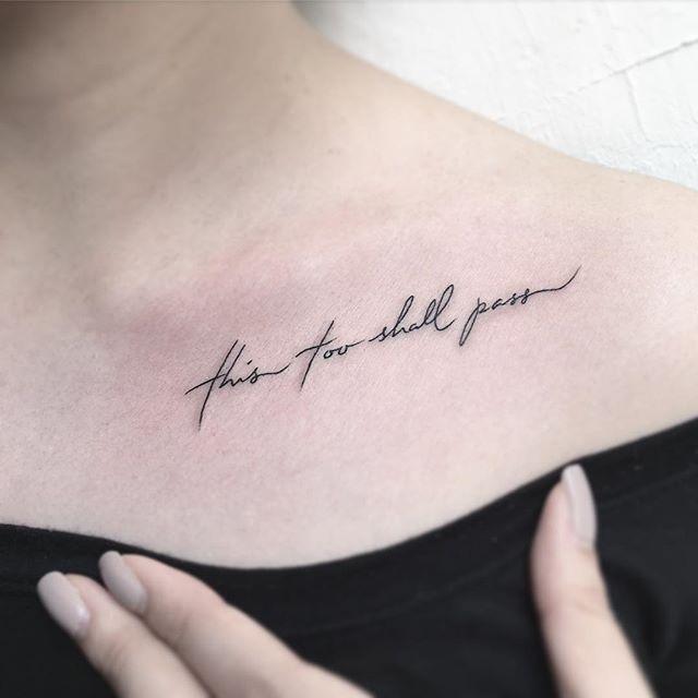 Letras bonitas para tatuajes