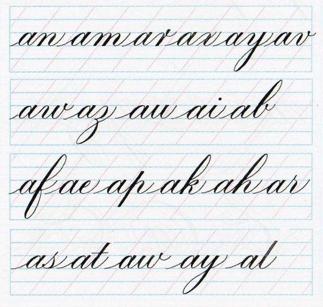 Ligaduras Copperplate
