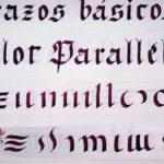 Curso de Caligrafía – Lección 3: Trazos básicos con Pilot Parallel Pen